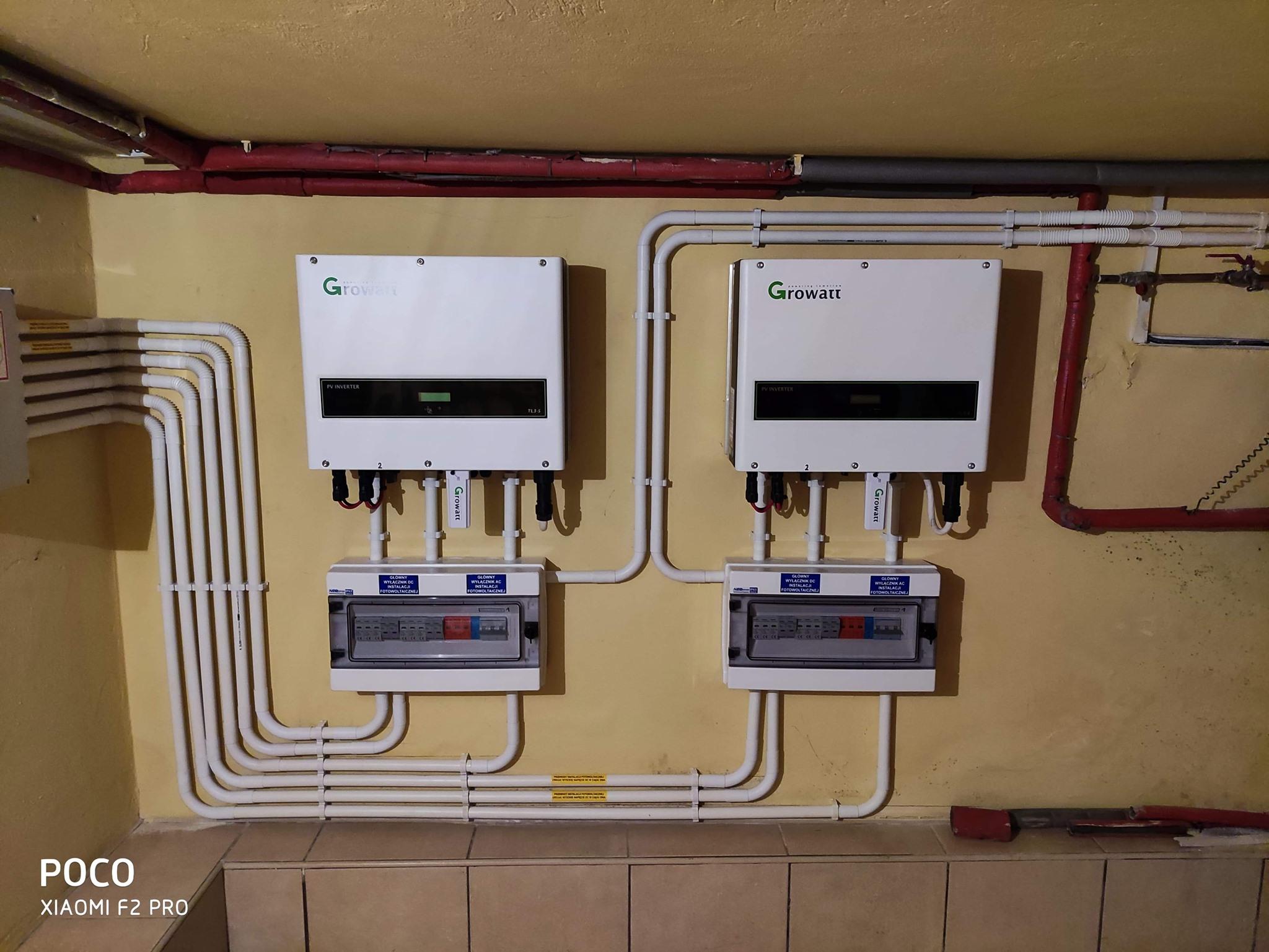 5 kWp + 3 kWp